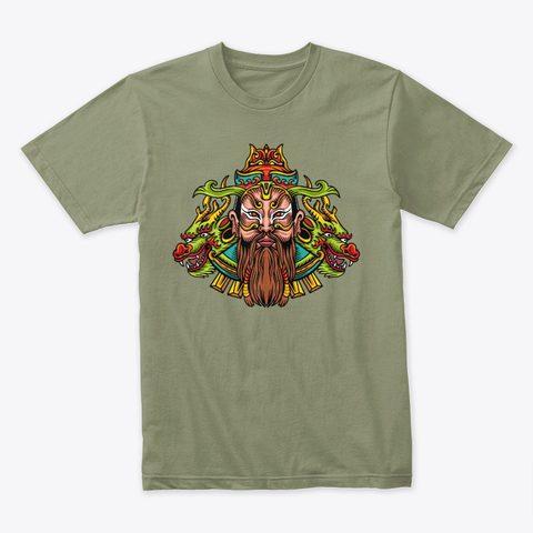 Japanease Magician t-shirt - Psytrance Clothing