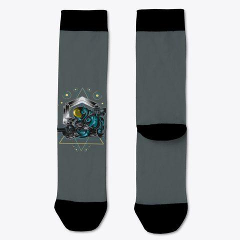 Astro Robbot Socks