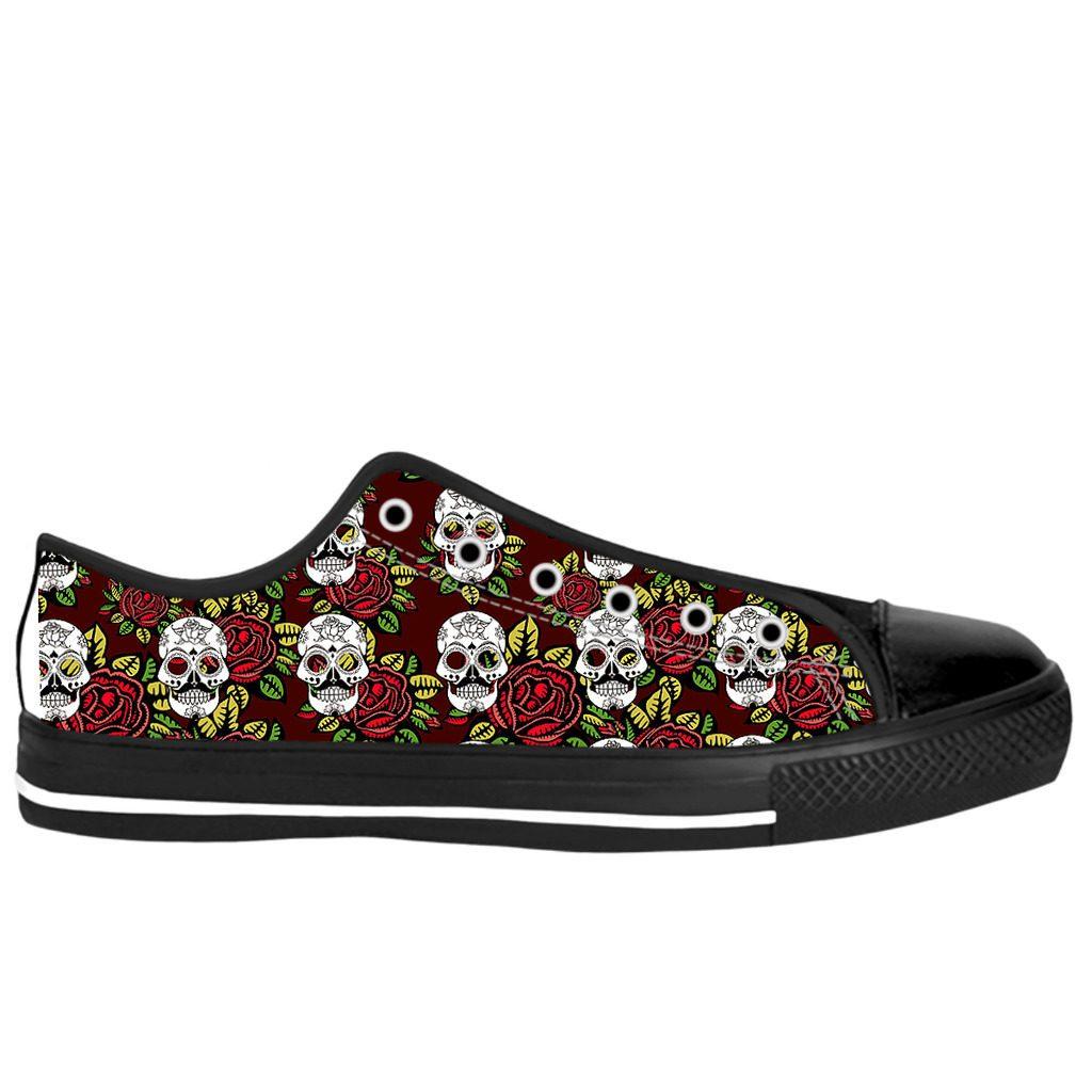 Skulls Shoes