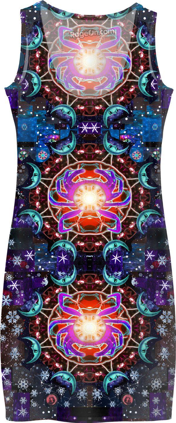 Supernova Dress
